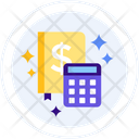 Ledger Accounting Calculator Calculator Icon