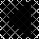Caret Left User Interface Icon
