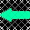 Arrow Button Left Icon