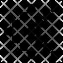 Arrow Left Double Icon