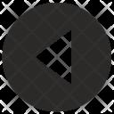 Left Navigation Icon