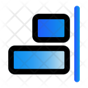 Align Editing Interface Icon