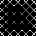 Left Align Format Icon