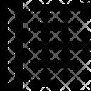Left Align Text Left Alignment Icon