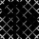 Left Align Align Paragraph Icon