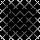 Align Left Arrange Icon