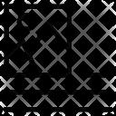 Left align Image Icon