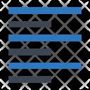 Align Alignment Left Icon