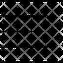 Interface Left Alignment Left Icon
