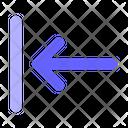 Left-alignment Icon