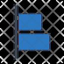 Alignment Left Adjust Icon