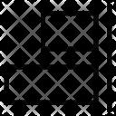 Left Format Alignment Icon