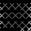 Left Alignment Web Icon