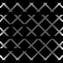 Left Alignment Icon