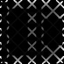 Left Alignment Align Icon
