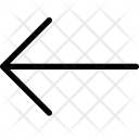 Left arro Icon