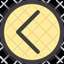 Left Arrow Navigation Left Icon