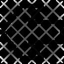 Arrow Previous Left Icon