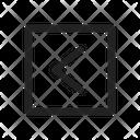 Hide Detail Arrow Icon