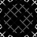 Arrow Left Pointing Icon