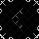Left Arrow Go Icon