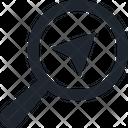 Arrow Left Arrow Left Up Arrow Icon