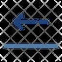 Arrow Left Direction Icon