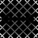 Arrow Sign Down Icon