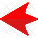 Arrow Directional Arrow Left Arrow Icon