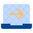 Left Arrow Electronic Technology Modern Technology Icon