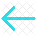 Arrow Back Left Icon