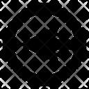 Left Arrow Click Arrow Icon
