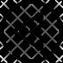Left caret Icon