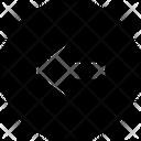Left Circle Icon
