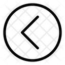 Left Collapse Icon