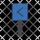 Left Direction Direction Arrow Icon