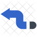Back Left Arrow Icon