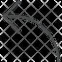 Arrow Left Arrow Direction Icon