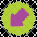 Arrow Symbol Sign Icon