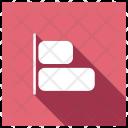 Left Format Icon