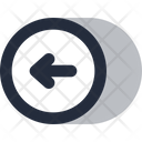 Left motion Icon