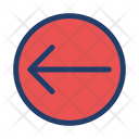 Move Left Arrow Icon