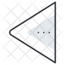 Left Pointer Icon