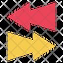 Left Right Arrows Icon