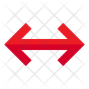 Left Right Arrow Left Right Right Icon
