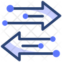 Arrows Arrow Tech Icon