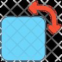 Left Rotate Rotate Left Rotate Icon