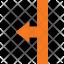 Left Scale Icon