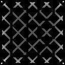Left sidebar Icon