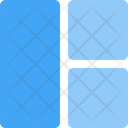 Left Sidebar Grid Icon